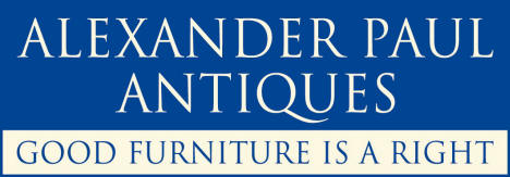 Antique Furniture From Alexander Paul Antiques Logo