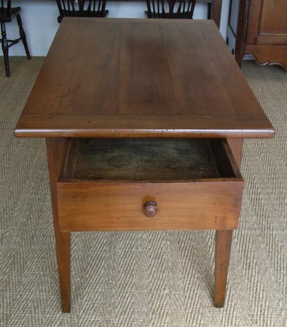 antique cherry wood kitchen